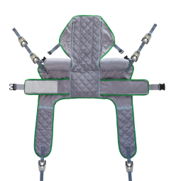 XSL006 - TOILETING SLING WITH CLIPS - SIZE XL