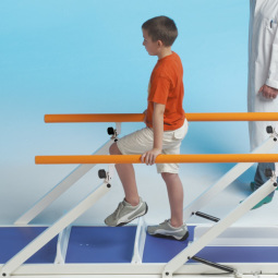 PARALLEL BARS - PLUS LINE FOR CHILDREN
