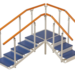 EXERCISE STAIRCASES STANDARD LINE
